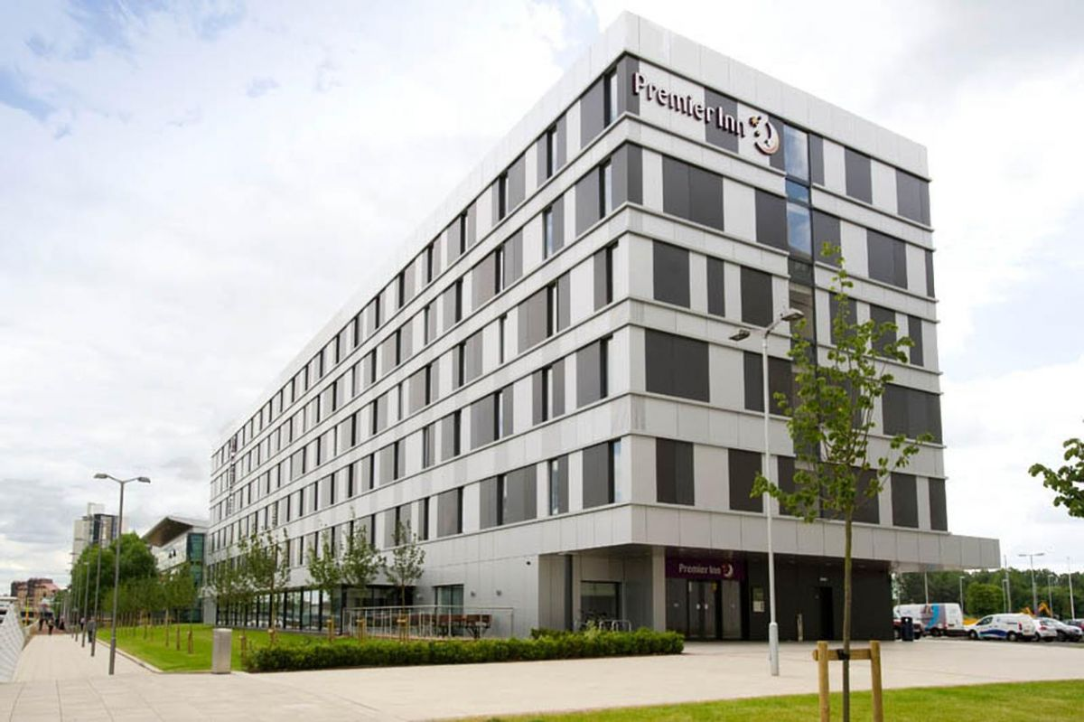 Premier Inn Pacific Quay Glasgow Will Be Adding An Extra 50